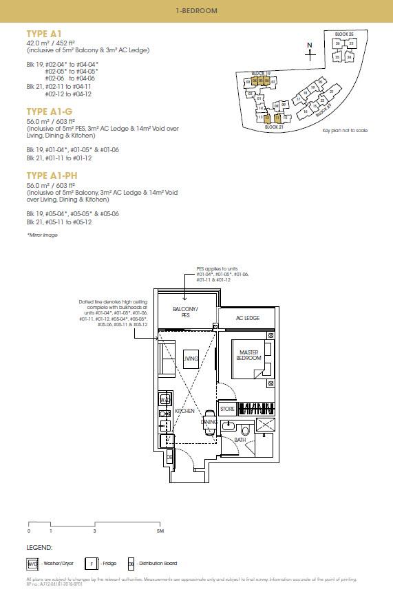 The Antares Floor Plans The Antares Condo At Mattar Road Next To Mattar Mrt Station By Fskh Development
