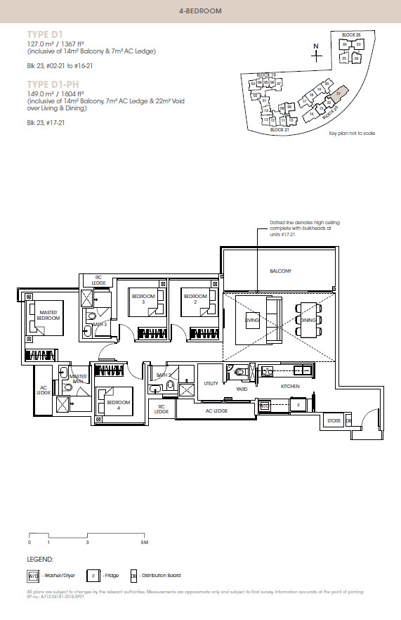 The Antares Floor Plans